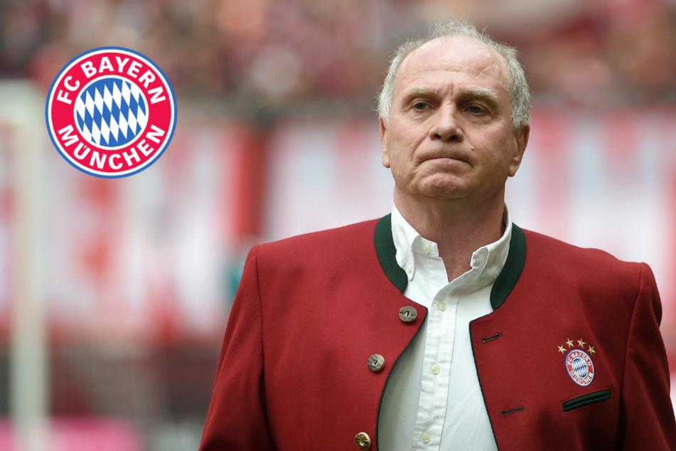 """Uli Hoeneß überzeugt, dass Alaba beim FC Bayern bleibt: """"Letzte Million nicht so wichtig"""""""