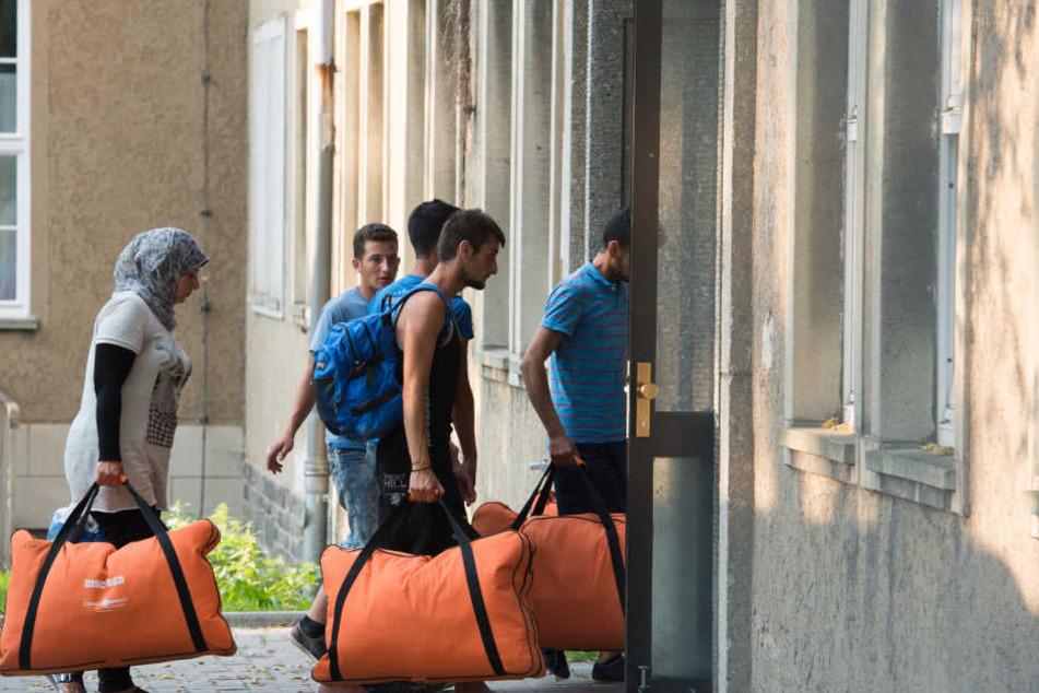 Asylheime werden zu Kitas und Krippen umgebaut