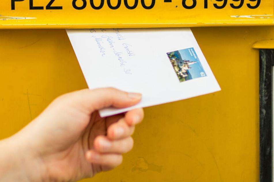 Laut Experten könnte das Porto für einen Standardbrief auf 80 Cent steigen.