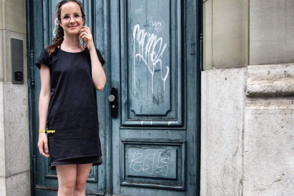 Zippora Marti (25) aus Luzern (Schweiz).