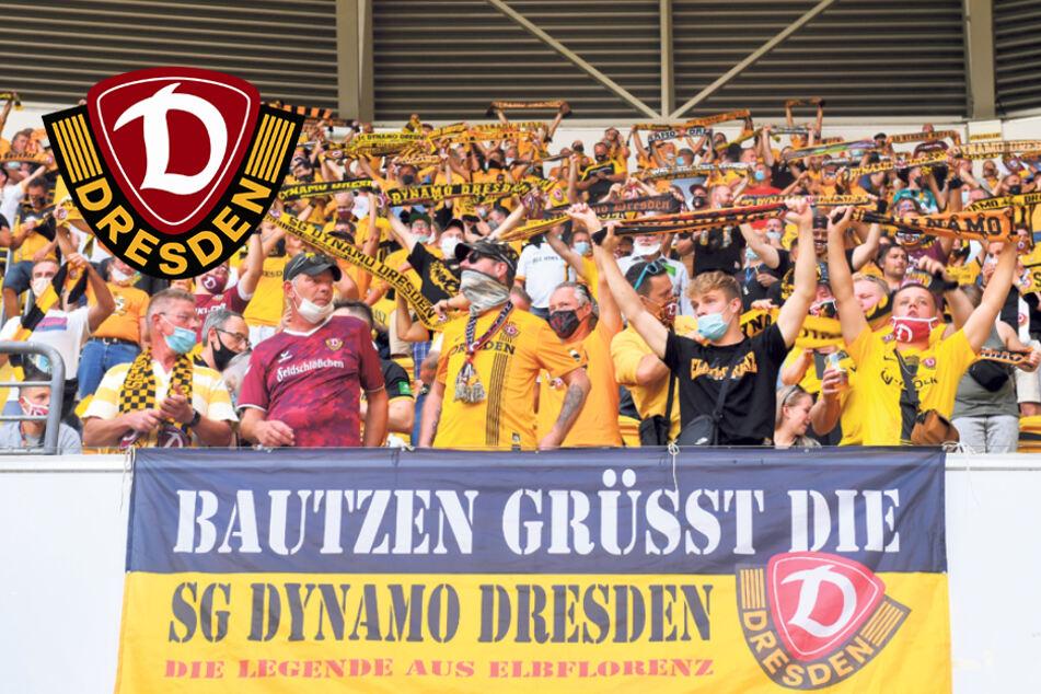 """Dynamo-Vorverkauf läuft auf Hochtouren, aber einige Fans bekommen """"Stadion-Verbot"""""""