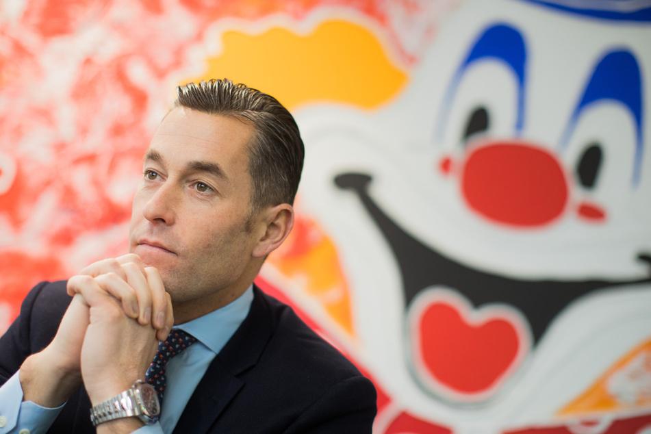 Deiters-Chef Herbert Geiss hat wegen der Corona-Krise mit Umsatz-Einbußen von etwa 90 Prozent zu kämpfen.