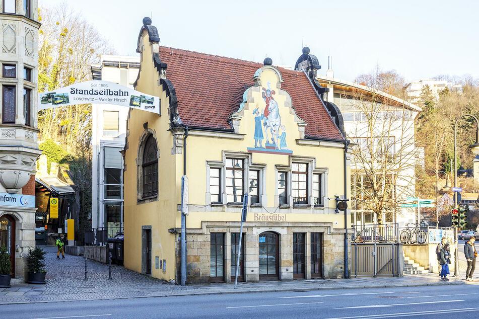 Nach drei Jahren Leerstand: Neue Hoffnung für das Bräustübel am Körnerplatz