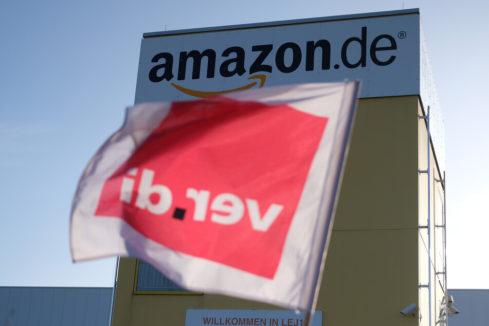 """Pünktlich zum """"Black Friday"""": Amazon-Mitarbeiter streiken mehrere Tage"""