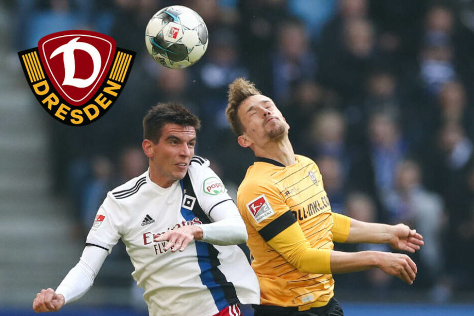 Noch vier Dynamo-Spiele bis Weihnachten! Sechs Punkte Müllers Wunsch