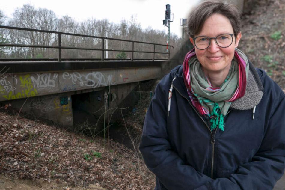 Stadt in Klotzsche machtlos: Beim Heidetunnel entscheidet die Bahn