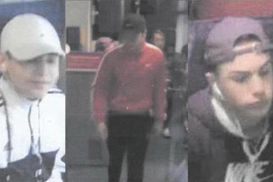 Drei Jugendliche sind auf einen 15-Jährigen losgegangen. Nach ihnen wird jetzt gefahndet.