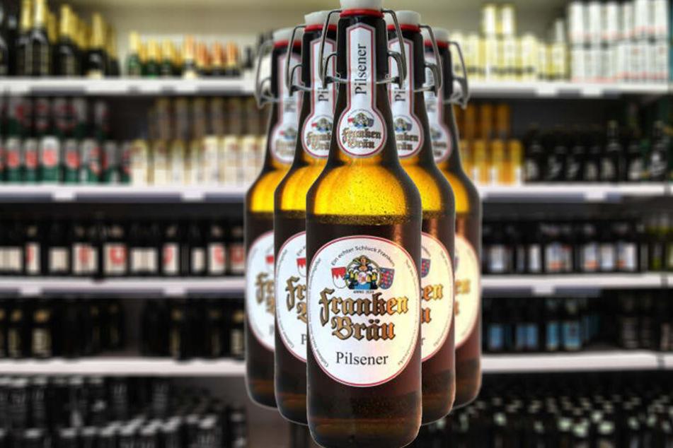 Vergiftung und Verätzung drohen! Rückruf bei REWE wegen Reinigungsmittel in diesem Bier