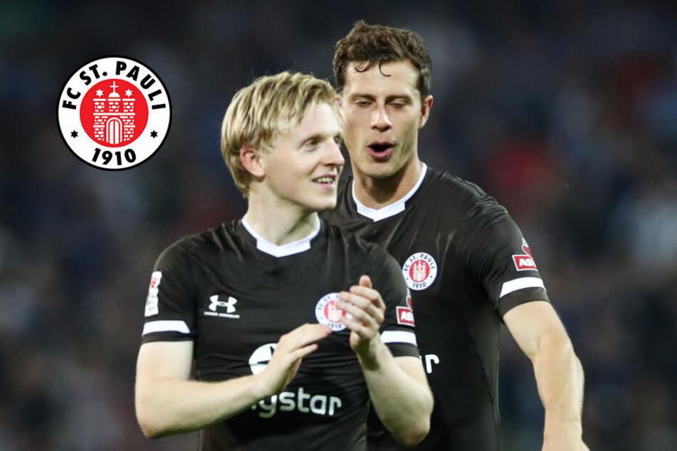 Pure Erleichterung! FC St. Pauli atmet nach erstem Dreier tief durch