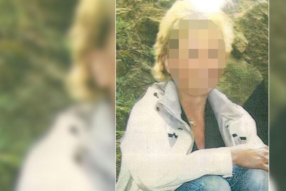 Die vermisste 60-Jährige wurde tot in einem Wald gefunden.