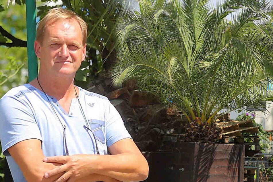 Diese Posse bringt einen Hobby-Gärtner auf die Palme