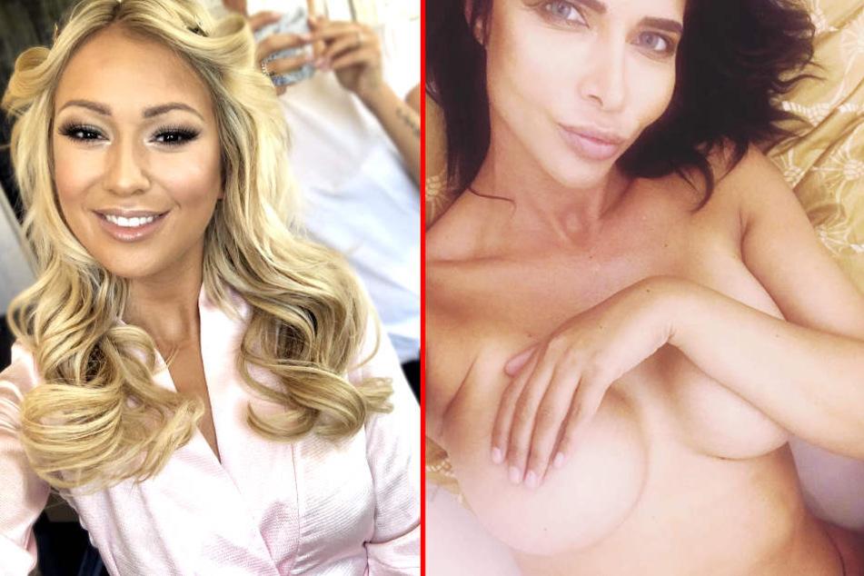 Ärger um Erotik-Clips: Chethrin Schulze blockiert Micaela Schäfer
