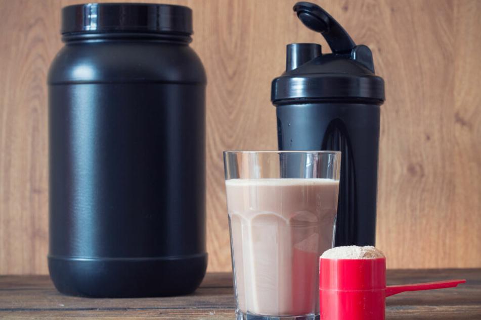 Eiweiß-Shakes sind auf Dauer ein schlechter Mahlzeiten-Ersatz.