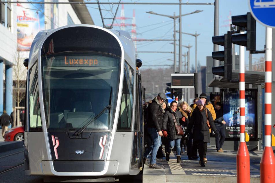 Jeden Tag pendeln 200.000 Menschen nach Luxemburg.