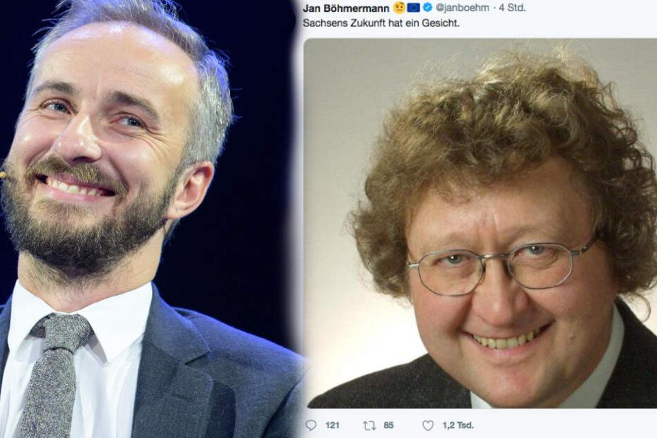 Witzig oder peinlich? Böhmermann ätzt gegen diesen CDU-Mann