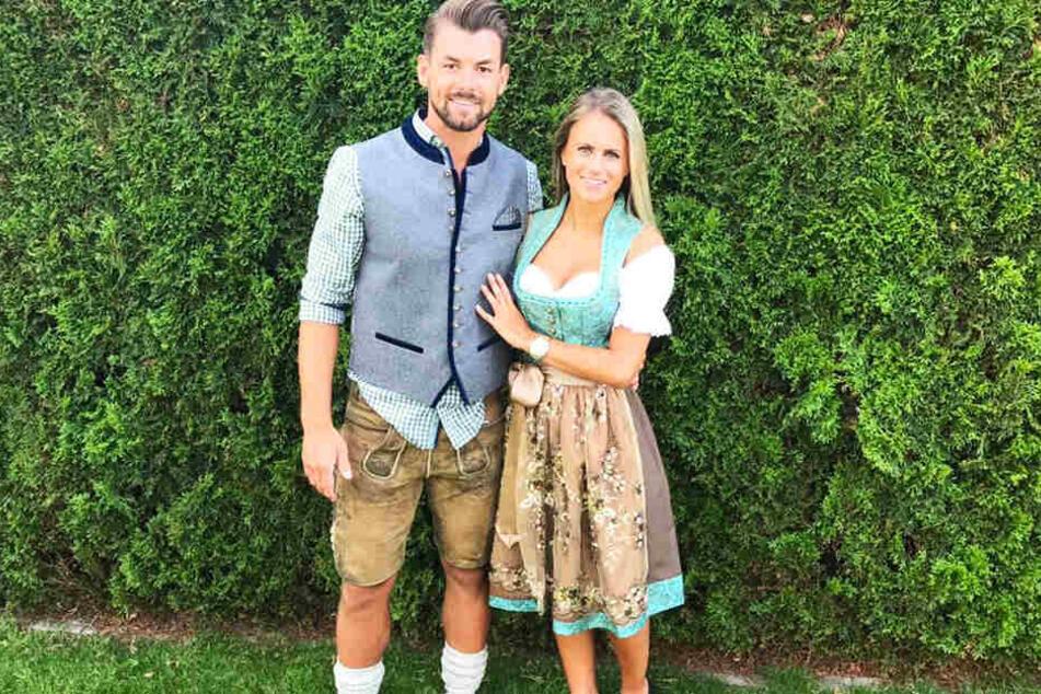 Die Liebe hält Patrick Wiegers in Elbflorenz: Seit Dezember ist er mit seiner Stephanie, einer echten Dresdnerin, verheiratet.