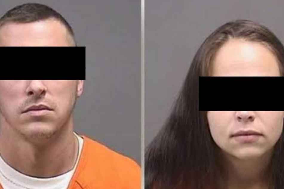 Joshua Essad (32) und Sara Loth (31) erhielten Gefängnisstrafen.