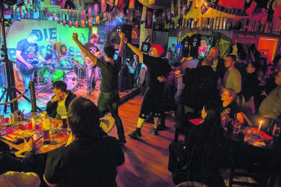 Am Freitag gibt's in Chemnitz was auf die Ohren!