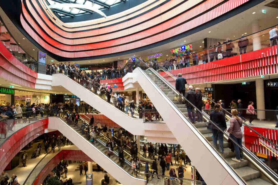 """Das Einkaufscenter LOOM veranstaltet ein """"Shopping-Battle""""."""