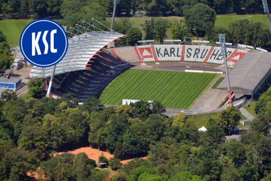 Keine 2. Liga für den KSC wegen Stadiondach? Verein legt Beschwerde ein