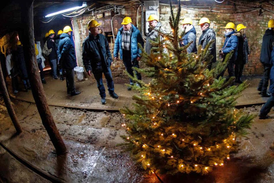 Das ist Deutschlands best verstecktester Weihnachtsmarkt