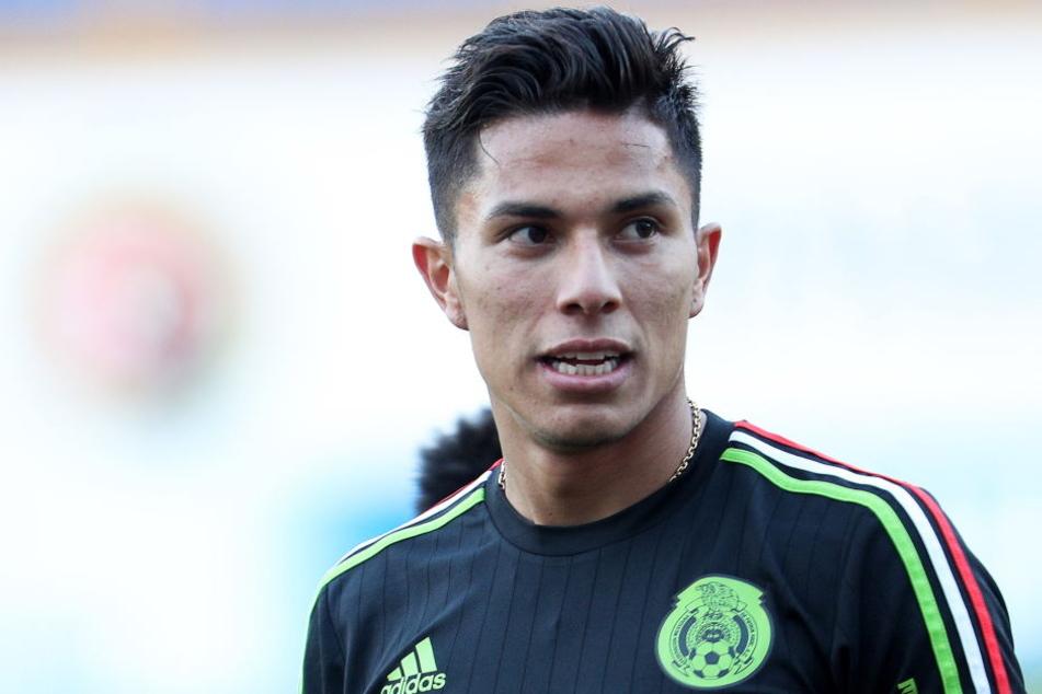 Am Sonntag steht Salcedo mit der Eintracht beim Supercup gegen den FC Bayern auf dem Platz.