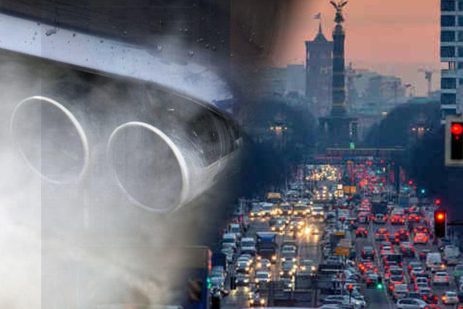 Verhindern Union und SPD drohende Diesel-Fahrverbote?