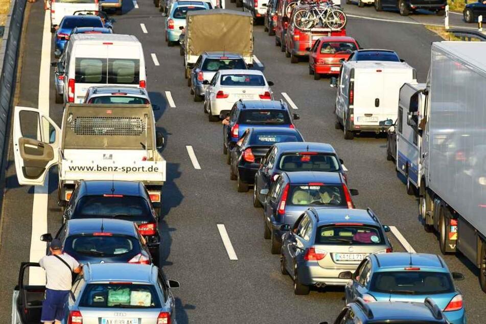 Verkehr A 6