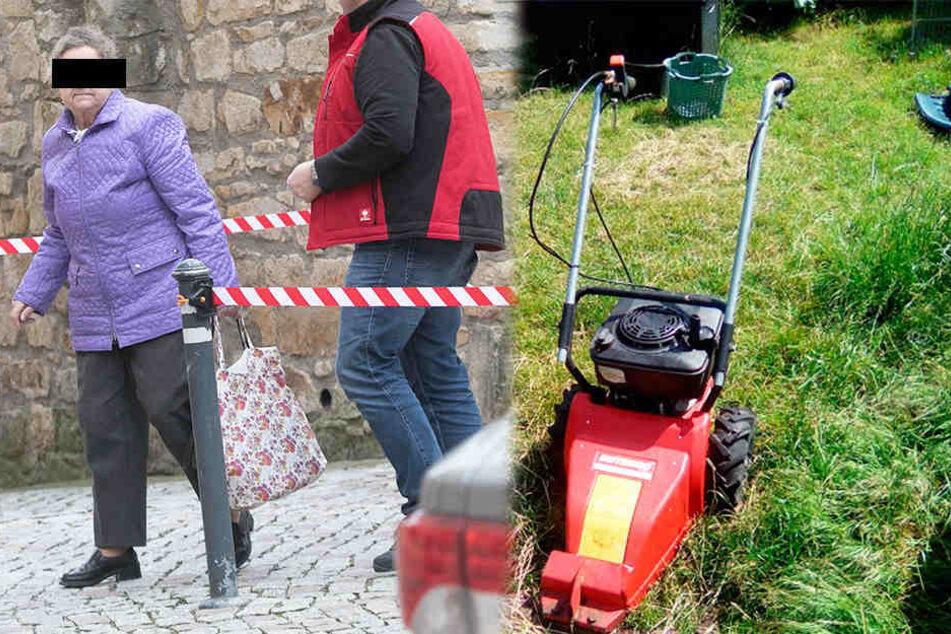 Gefährliche Rentnerin! Hannelore V. (77) wurde am Freital verurteilt. Mit solch einem Gerät (Symbolfoto) hat die Angeklagte ihren Neffen verletzt.