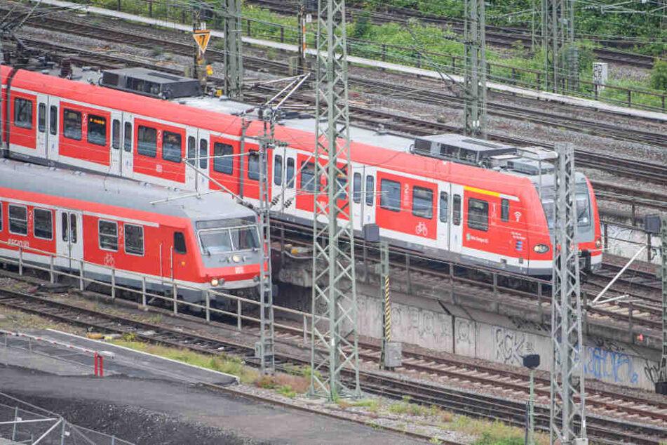 Einige Zügen auf der Strecke Hamburg-Büchen fallen aus.