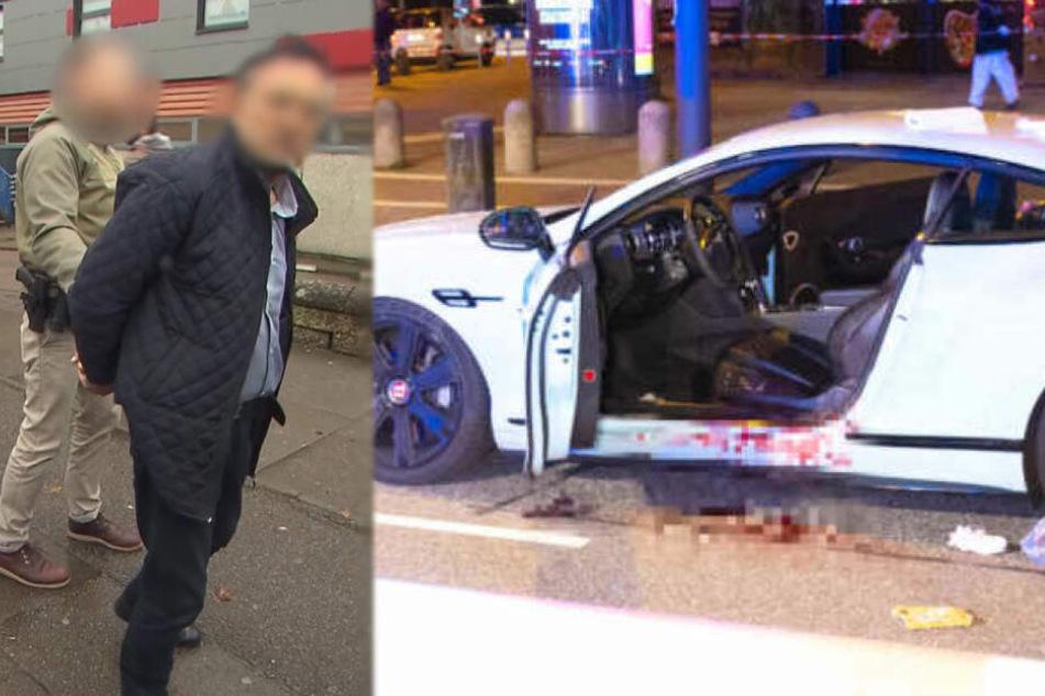 Attentat auf Hells-Angels-Boss: Polizei nimmt Vater des Killers fest