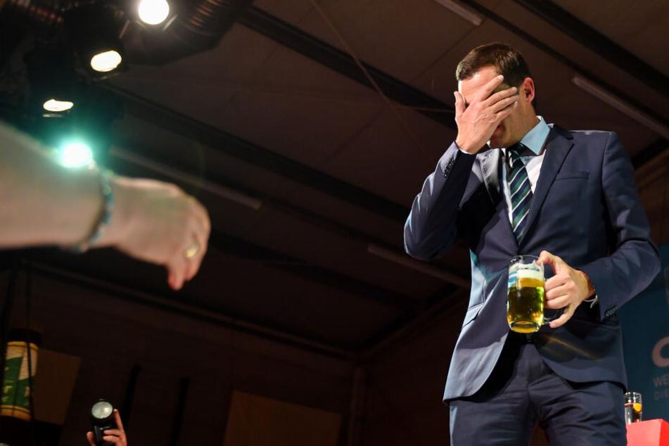 Mike Mohring verabschiedet sich vom CDU-Fraktionsvorsitz