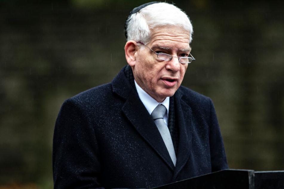 Josef Schuster ist der Präsident des Zentralrates der Juden in Deutschland.