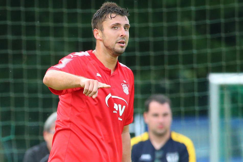 Davy Frick wird in Zwickau keinen Bonus seiner Vereinstreue wegen genießen.