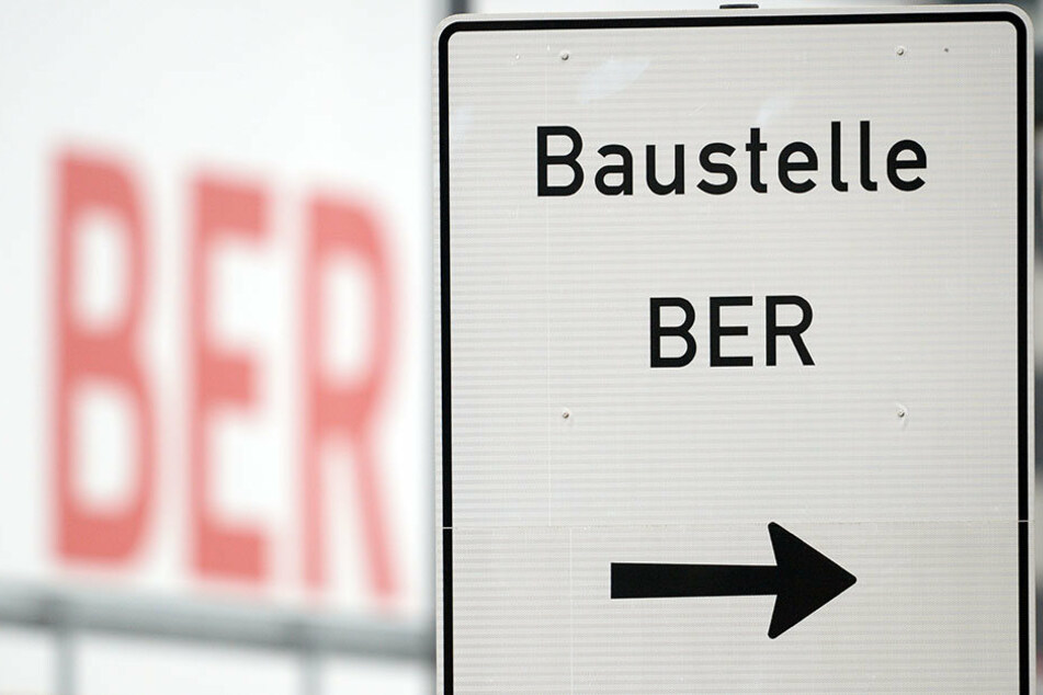 Seit September 2006 eine Dauerbaustelle: Der Flughafen Berlin Brandenburg (BER). 2018 könnte er in Betrieb genommen werden.