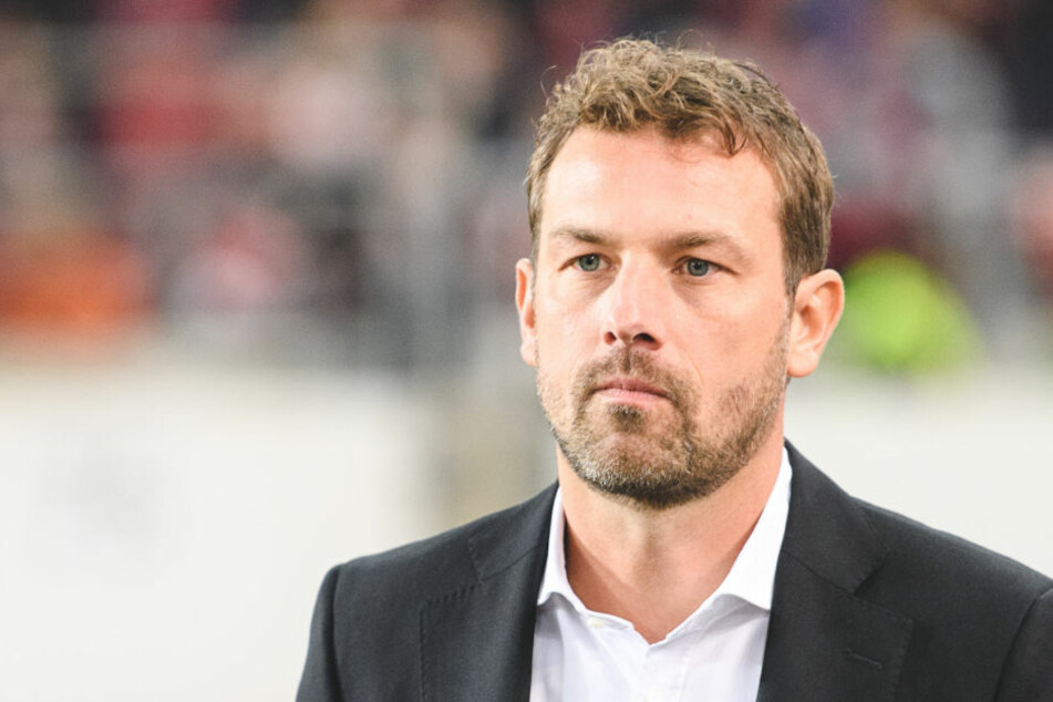 Trainer Markus Weinzierl holte Alexander Esswein ins Team.