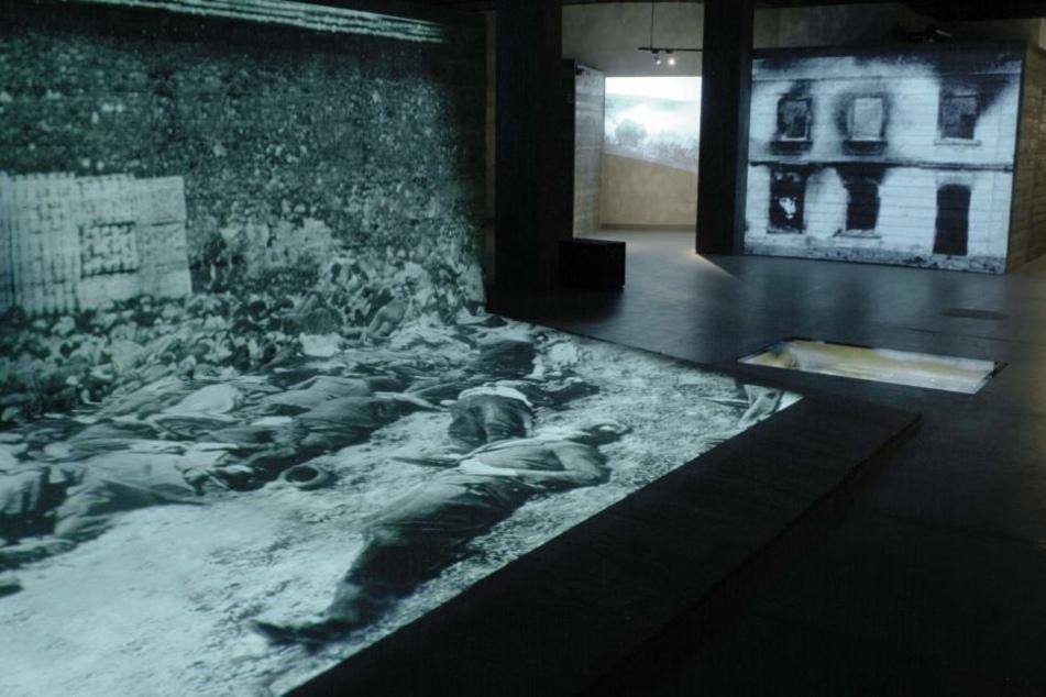 Deutsche Truppen unter SS-Führung brannten das Dorf bei Prag am 10. Juni 1942 nieder.