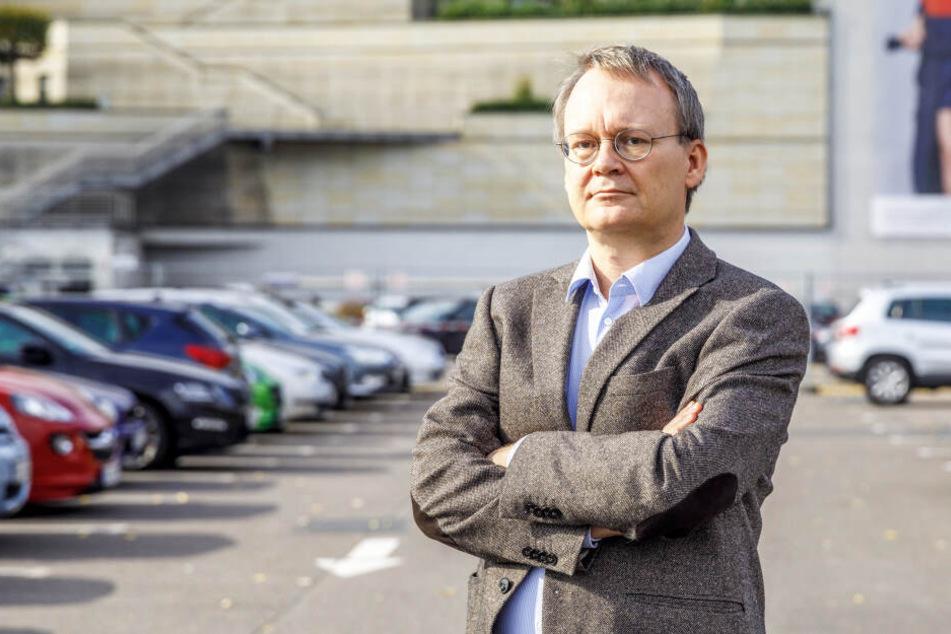 Stadtrat Tilo Wirtz (52, Linke) hat erhebliche Bedenken hinsichtlich einer konfliktfreien Umsetzbarkeit.