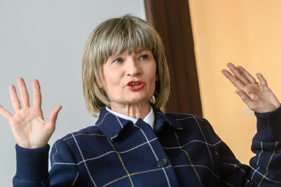 Weist alle Vorwürfe von sich: Oberbürgermeisterin Barbara Ludwig (57, SPD).