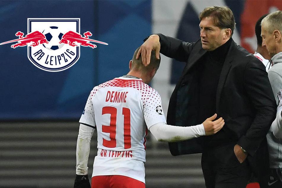 Champions-League-Aus! Jetzt will RB Leipzig in der Europa League angreifen