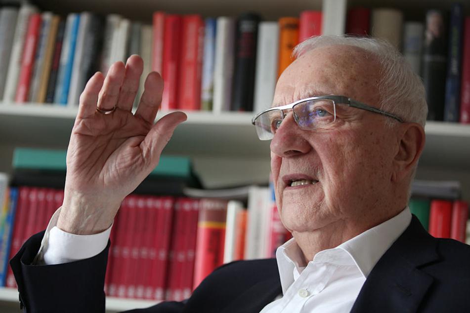 Fritz Pleitgen war von 1995 bis 2007 Intendant des WDR.