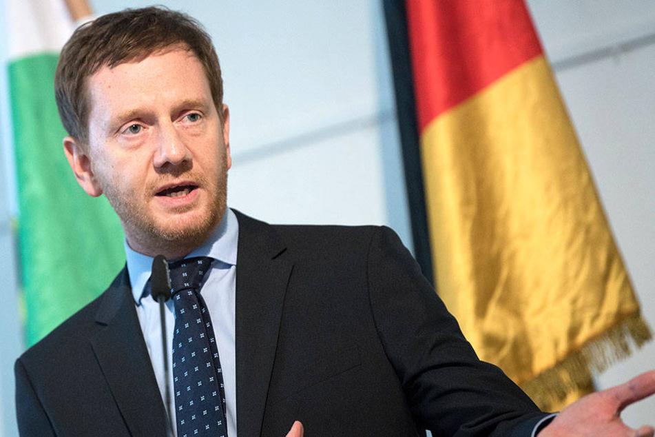 Kretschmer als Spitzenkandidat für Sachsen-Wahl nominiert