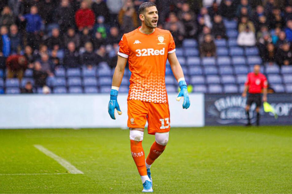 Leeds United muss für acht Spiele auf Kiko Casilla (33) verzichten.