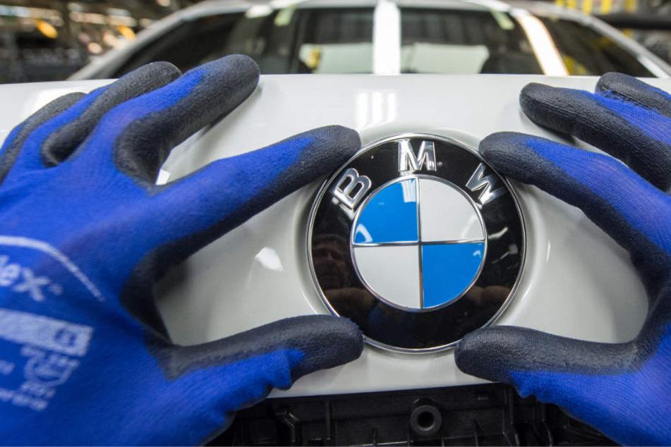 Abgas-Manipulation: Zehn-Millionen-Euro-Strafe für BMW