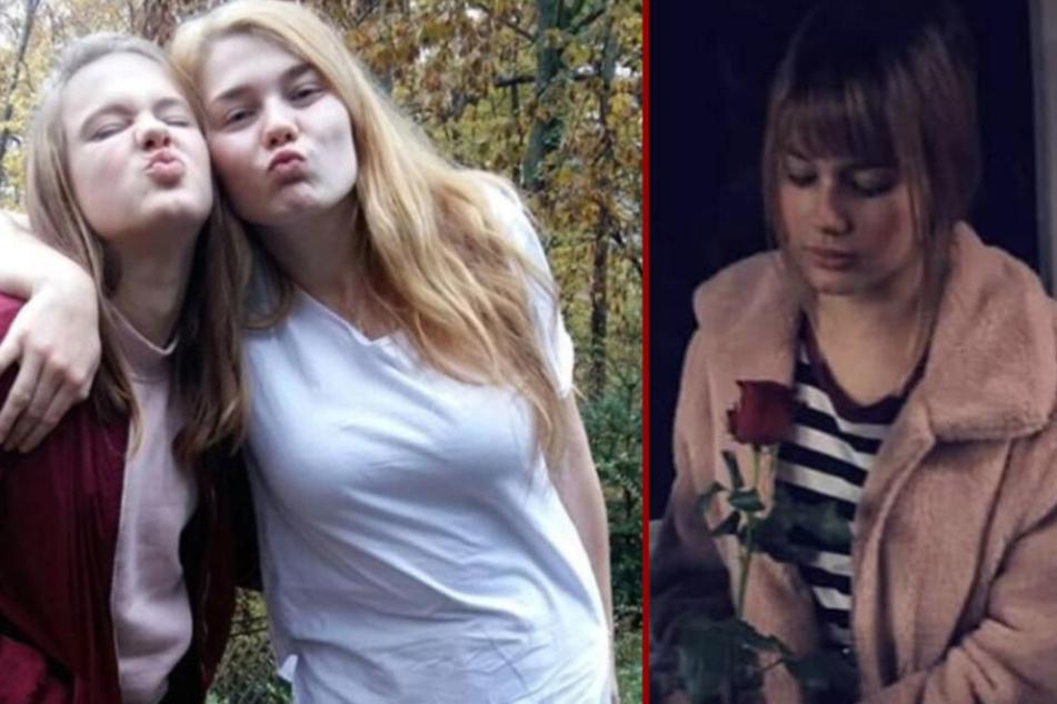 Mit Bildern will Rebeccas Schwester Vivien an gute gemeinsame Zeiten erinnern.