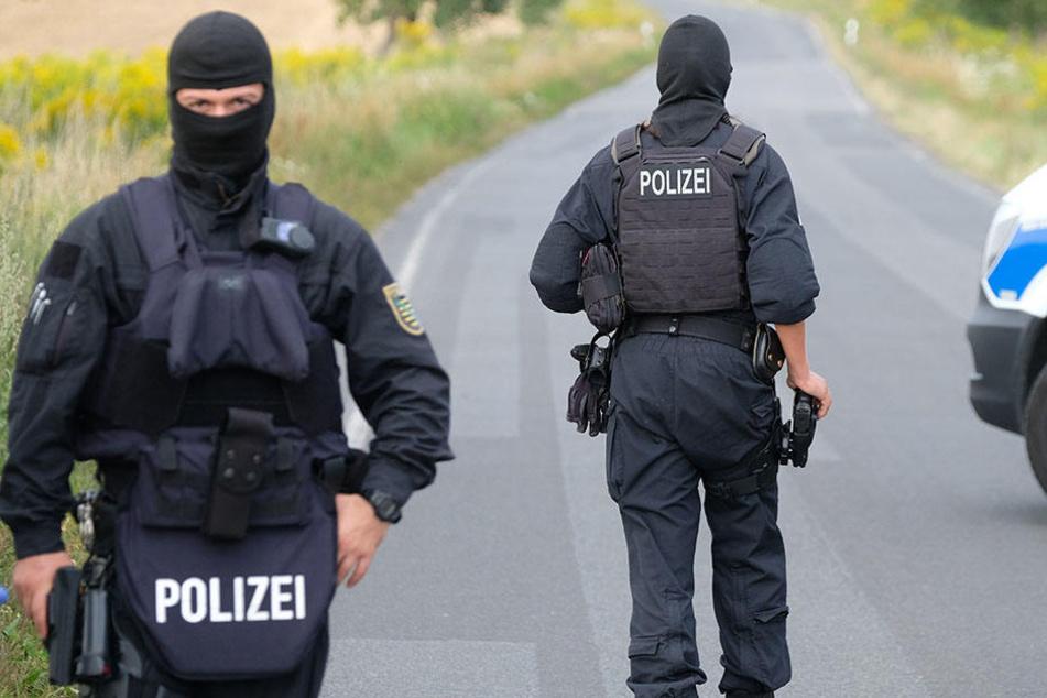 Der Initiativkreis wirft der Leipziger Polizei Rassismus vor.