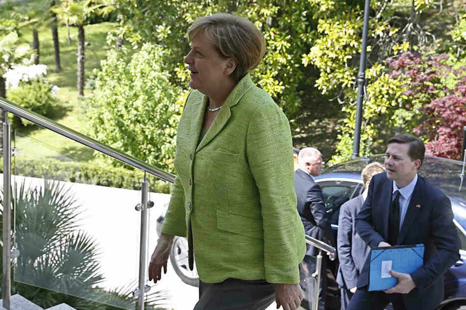 Es war Bundeskanzlerin Angela Merkels erster Besuch in Russland seit zwei Jahren.