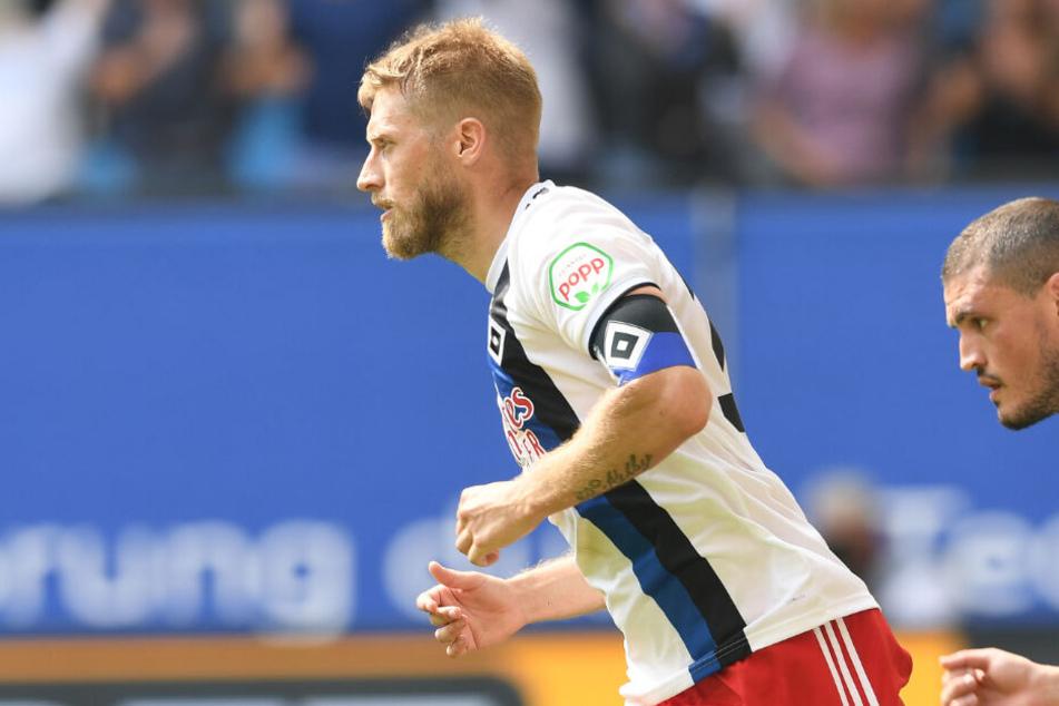 Aaron Hunt wird dem HSV am Freitag fehlen.