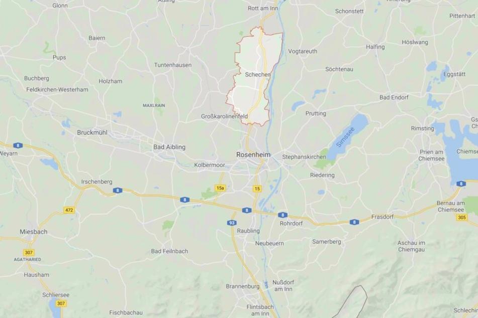 Im Landkreis Rosenheim ist es in Bayern zu einem schweren Verkehrsunfall gekommen.