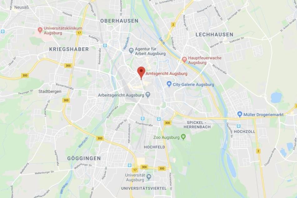 Ein Fall vor dem Amtsgericht Augsburg sorgt derzeit für Aufsehen.